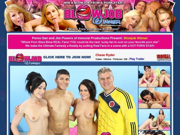 Blow Job Winner Full Website
