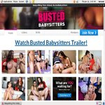 Busted Babysitters Free Memberships