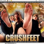 Crush Feet Best Videos