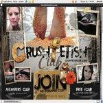 Crush Fetish Club Paypal Option