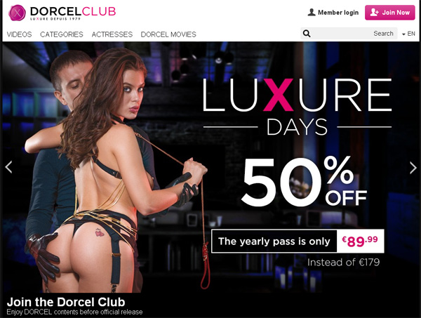 Dorcelclub With SEPA