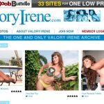 Free Account To Valory Irene