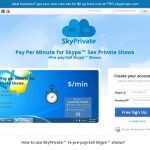 Free Accounts On Sky Private
