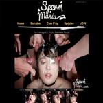Free Porn Sperm Mania