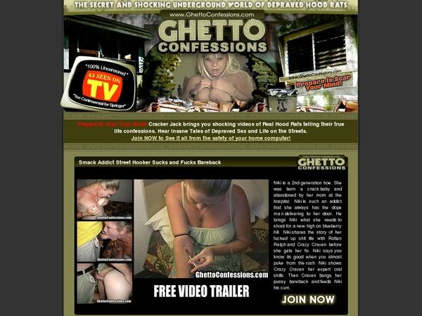 Full Ghettoconfessions.com Movies
