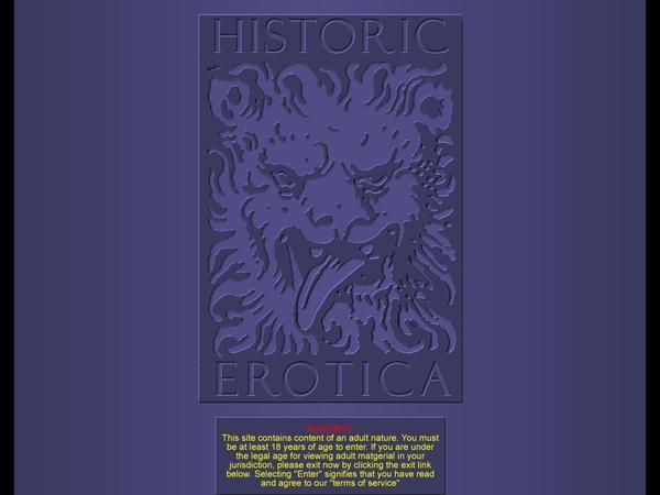 Historicerotica.com Full Episodes