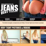 Jeans Very Tight Hd Porn