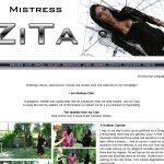 Mistress Zita Logins