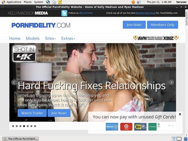 Pornfidelity Account And Passwords