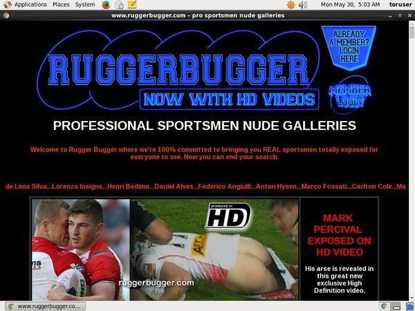 Rugger Bugger Daily Pass