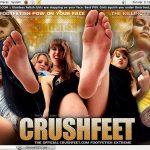 Crushfeet Alternate Payment