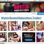 Bustedbabysitters Free Membership
