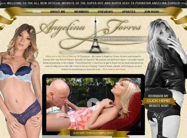 Angelina-torres.com Yearly Membership