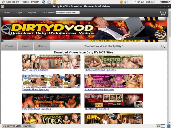 Dirtydvod.com Hacked Password