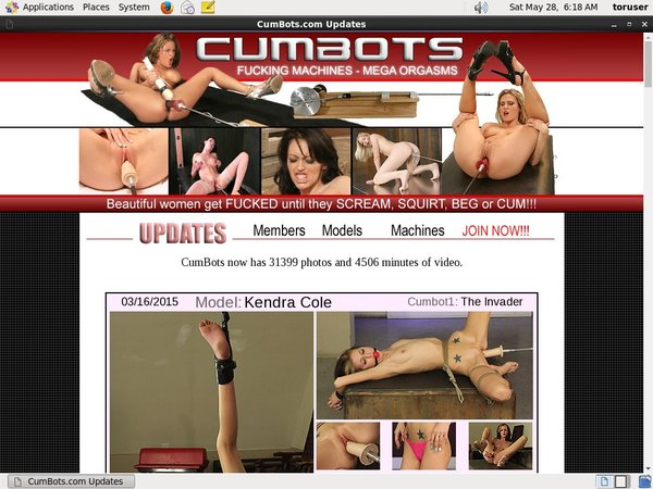 Cumbots Join Now