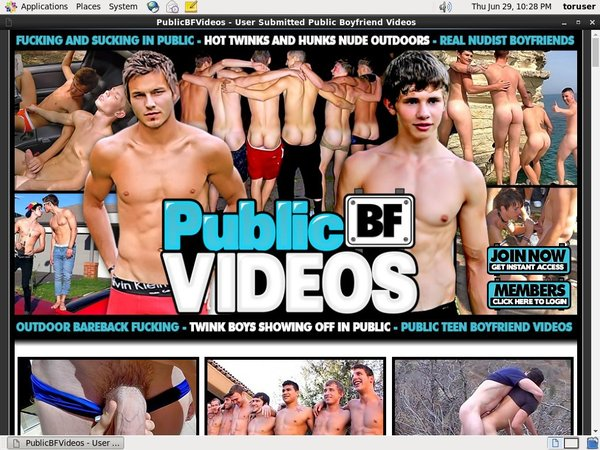 Save On Public BF Videos