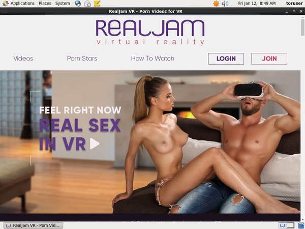 Real Jam VR Join By Phone