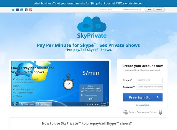 Skyprivate.com Join By Check
