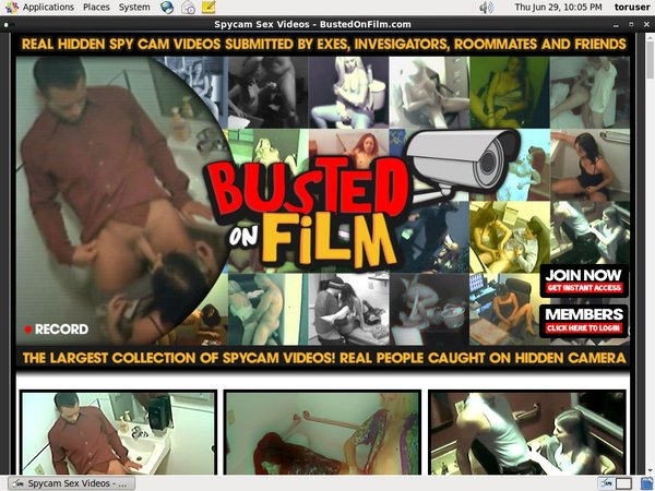 Busted On Film Free Movies