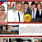 Girls Boarding School Free Preview
