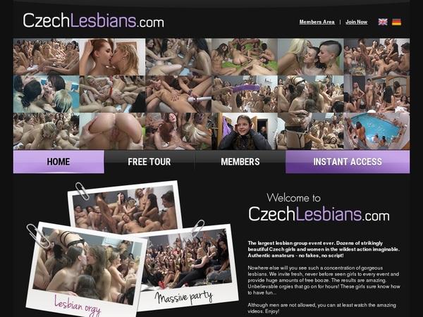 Czechlesbians Membership Free