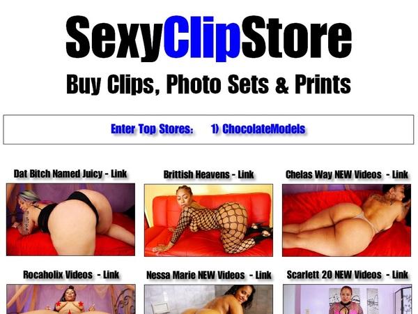 Sexy Clip Store Gratuito