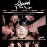 Sperm Mania New Password