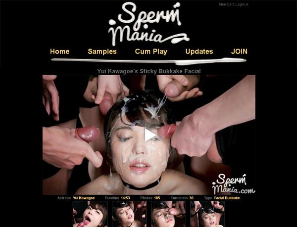 Spermmania.com For Free