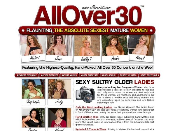 Xxx Allover30